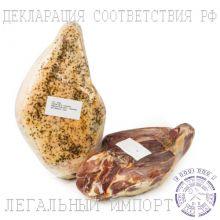 Ветчина сыровяленая свиной Окорок Резерва Tello с перцем б/к ~ 4,5 кг (Испания)